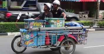 ไปไหนไปกัน 2 หนุ่มคู่ซี้สานฝัน ขี่ซาเล้งเที่ยวทั่วไทย 51 จังหวัด!