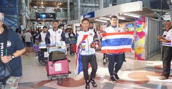 เด็กไทยเจ๋ง! คว้าแชมป์โลกอันดับ 1 การแข่งขันโอลิมปิกหุ่นยนต์นานาชาติ