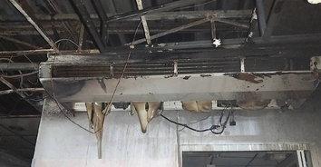 เพลิงไหม้ร้านชาบูชื่อดังกลางเมืองโคราช คาดเสียหายกว่า 1 ล้านบาท
