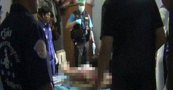 เมียกำนันเครียดโรครุมเร้า จ่อยิงแสกหน้าผัวในห้องนอน ก่อนยิงตัวตายตามดับคาเตียง