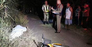 สุดสลด หนุ่มป่วยเบาหวานปั่นจักรยานไปซื้อของ เกิดหมดแรงจักรยานล้มทับเสียชีวิต