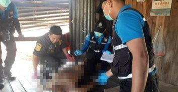 หนุ่มวัย 26 ปี พกปืนลูกซองสั้นลั่นใส่ท้องตัวเองจนเสียชีวิต