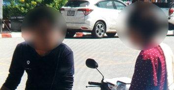 ล้วงคองูเห่า! จับ 2 ผัวเมียลักทองบ้านตำรวจ