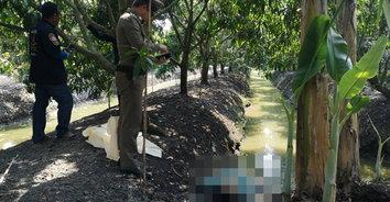 รักไม่สมหวัง! สาวมอญน้อยใจหนุ่มไทยผูกคอเสียชีวิต