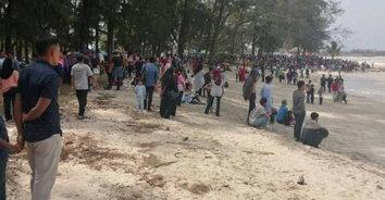 วันเด็กปีนี้เศร้า! พบเด็กจมน้ำที่หาดนราทัศน์ 4 คน ช่วยได้ 3 หายอีก 1