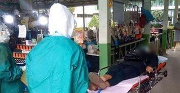 พบผู้ป่วยคล้ายติดเชื้อไข้หวัดไวรัสโคโรน่า เพิ่งกลับจากจีน หมอชี้ไม่เข้าข่าย