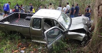 เพื่อนเศร้า! แม่ค้าคนใจบุญ ขับรถยนต์ชนต้นไม้เสียชีวิต เผยนิสัยชอบทำบุญ