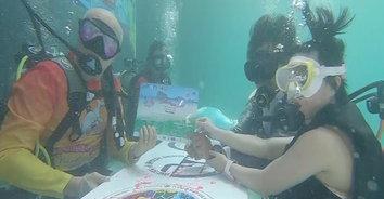 ปีนี้ทะเลสีชมพู ธีมงานวิวาห์ใต้สมุทร 2020 โดย ททท. และหอการค้าตรัง