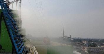 ภัยฝุ่นละออง PM2.5 กทม.พบค่าฝุ่นเกินมาตรฐาน 31 เขต