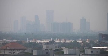 ฝุ่น PM2.5 พุ่งไม่หยุด! วันนี้ 41จุด ฝุ่น PM2.5 เกินค่ามาตรฐาน