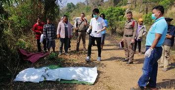 สุดสะเทือนใจ! หนุ่มวัย 38 ป่วยจิตเวช ไม่กินยา ผูกคอลาโลกกลางป่าท้ายหมู่บ้าน