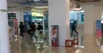 เกิดเหตุระทึก! ผัวยิงเมียในห้างดังรัตนาธิเบศร์ โชคดีไร้เจ็บ