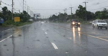 ระวังฝน! อุตุฯเผยไทยร้อนเหนือกลางกทม.มีฝน-เตือนพายุ 20 มี.ค. - 23 มี.ค.