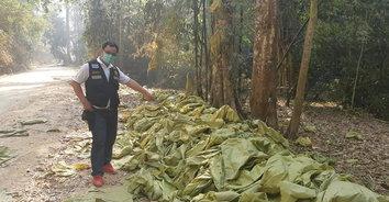 COVID-19 หลอน! คนมักง่ายทิ้งขยะพม่าในไทยหวั่นโควิด-19 ระบาด