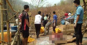 สุดโหด! เมียนมาสังหารโหดชาวบ้าน 5 ศพ ยิงทั้งเด็กทั้งผู้หญิงคนชราไม่เว้น