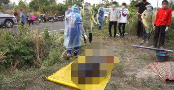 สุดเศร้า! พี่สาววอนหาน้องหายจากบ้าน สุดท้ายพบเป็นศพจมคลองน้ำ