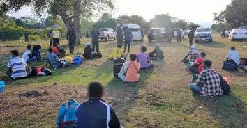 อึ้ง! ทหารปกครองจับคนไทยลักลอบข้ามแดนกว่า 100 คน