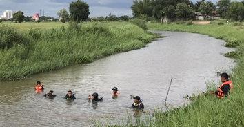 อุทาหรณ์! หนุ่มใหญ่เมาเหล้าจากงานศพ กลับบ้านไปหาปลาพบเป็นศพใต้น้ำ