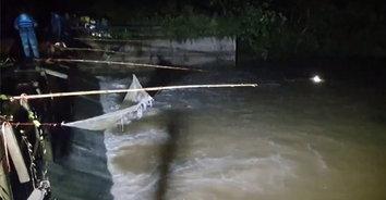 หนุ่มจับปลากลางฝาย ฝนหนักน้ำป่าหลากดูดจมเจอเป็นศพ