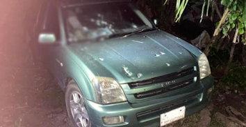 ลอบกัด! คนร้ายยิงนาวิกโยธินที่บาเจาะบาดเจ็บ รถยนต์เสียหาย