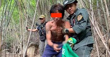 รวบไอ้หื่นเดนคุก ข่มขืนเด็กหญิง 11 ขวบ ต่อหน้าพระประธาน