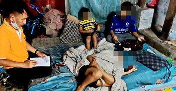สังคมสลด! แม่ใช้ลูก 4 คน ส่งยาบ้า แม่ไหวตัวทัน ปล่อยลูกทิ้งเผชิญชะตากรรม