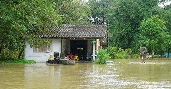 ยังอ่วมหนัก! น้ำท่วมหมู่บ้านริมทะเลสาบ 5 อำเภอ จ.พัทลุง