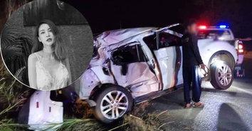 พิพลอย เน็ตไอดอลชื่อดัง รถเกิดอุบัติเหตุเสียชีวิต ชาวเน็ตเชื่อเป็นลาง
