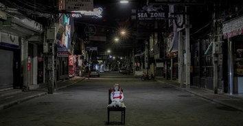 หลอนสะพรึง! ภาพถ่ายตุ๊กตาผีกลางพัทยาเมืองร้าง