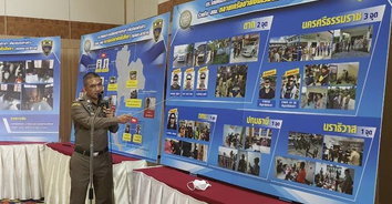 สำนักงานตรวจคนเข้าเมือง โชว์ฝีมือ บุก!! ทลายเครือข่ายขนโรฮีนจา แรงงานข้ามชาติจากเหนือจดใต้