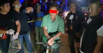 แค้นวัยดึก! รุ่นใหญ่หัวร้อนปั่นจักรยานถือปืนไปจ่อยิงหัวหน้า รปภ.ดับคาที่