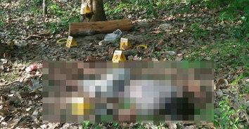 กระสุนสังหาร ล่าล้างนรก! คนร้ายกระหน่ำยิงหนุ่มร่างพรุน ดับสยองคาสวนยาง