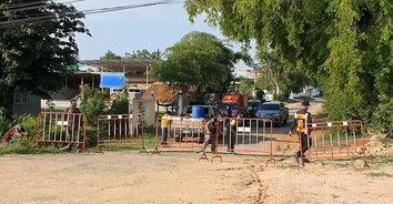 โคราชงานเข้า! คนขายโรตีเร่ติดโควิด ตรวจ 3 หมู่บ้าน หลังติดเกือบ 30 ราย