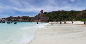 เกาะสิมิลันเปิดแล้ว โรงแรมที่พักพร้อมรับนักท่องเที่ยว