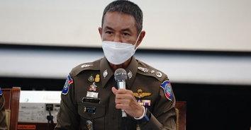 กองบัญชาการตำรวจท่องเที่ยว กวาดล้างแก๊งต่างด้าว ก่ออาชญากรรมในประเทศไทย