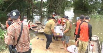 มหันตภัยร้าย น้ำท่วมเมือง! สุดเศร้าแม่เฒ่าวัย 92 ปี พลัดตกบ้านดับสลด สังเวยน้ำท่วม