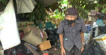 โจรสันดาน มารสังคม! พ่อเฒ่าวัย 88 อาชีพเก็บขยะสุดรันทด ถูกขโมยรถทำมาหากิน