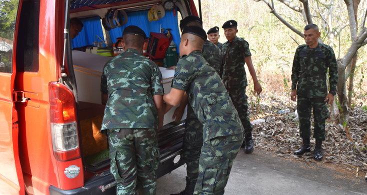 ทหารชี้แจงปมทหารเกณฑ์เสียชีวิต เพราะป่วยติดเชื้อที่ลิ้นหัวใจไม่ได้ถูกซ้อมตามที่มีข่าวลือ