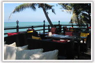 A Cliff Restaurant