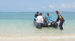 เกาะขาม อ.สัตหีบ เที่ยวทะเลอ่าวไทย ใครๆ ก็รัก