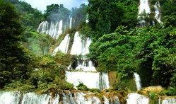 น้ำตกทีลอซู จ.ตาก สวยงามและยิ่งใหญ่มากที่สุดในเมืองไทย