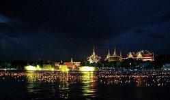 เทศกาลลอยกระทง ประจำปี 2556