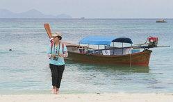 เกาะหลีเป๊ะ มัลดีฟส์เมืองไทย สวรรค์สตูล ตอน 1