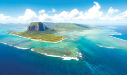 Mauritius Island สถานที่ท่องเที่ยวโรแมนติกที่สุดอันดับ 1 ของโลก