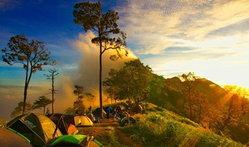 ชวนเหยียบสะพานเมฆ เขาช้างเผือก จ.กาญจนบุรี