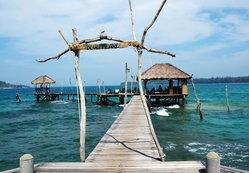 เกาะหมากโคโค่เคป รีสอร์ท ลือกันว่าสวยที่สุดบนเกาะหมาก