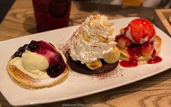 Pancake House จุดนัดหมายของคนรักขนมหวาน