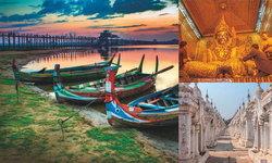 Hidden Wonders of Mandalay มหัศจรรย์ มัณฑะเลย์