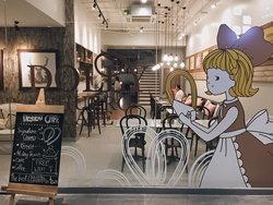 Dolly Churro Café  ร้านขนมชูโรของแท้ ความอร่อยแบบดั้งเดิม