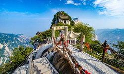 จีนเปิดภูเขาหัวซานรับนักท่องเที่ยวอีกครั้ง จำกัดจำนวนนักท่องเที่ยวสูงสุด 6 พันคนต่อวัน